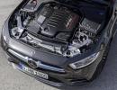 Mercedes-AMG CLS 53 4MATIC+Exterieur: Graphitgrau, Motorraum // Exterior: Graphite Grey, engine(Kraftstoffverbrauch kombiniert: 8,4 l/100 km; CO2-Emissionen kombiniert: 200 g/km)(fuel consumption combined: 8.4 l/100 km; CO2 emissions combined: 200 g/km)