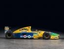 1991-benetton-f1-car