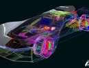 Race to Reality; Team Fordzilla's Extreme P1 Virtual Race Car Make its Real World Debut