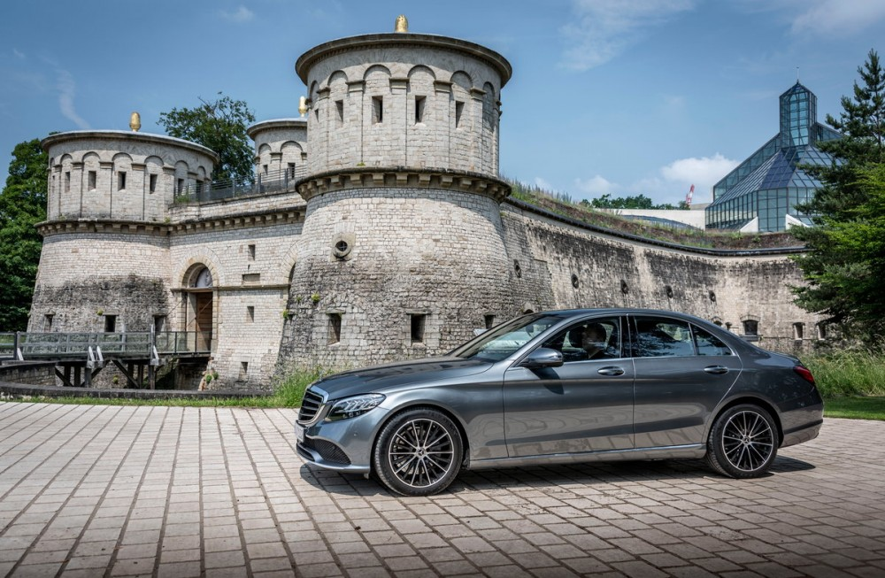 Die neue C-Klasse Luxemburg & Moselregion 2018 //The new C-Class Luxembourg & Moselle region 2018