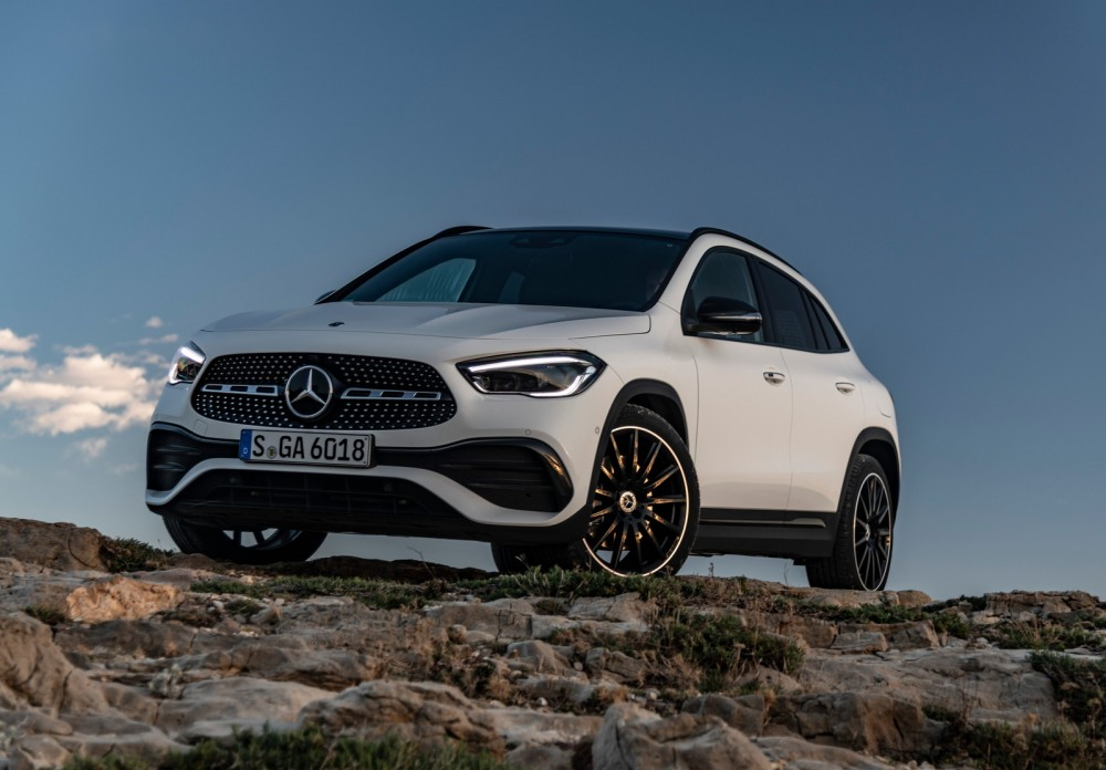 Der neue Mercedes-Benz GLA 2020 // The new Mercedes-Benz GLA 2020