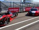 Nissan Ultimate EV - Eden Hazard & Oli Rowland