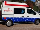NV300 Ασθενοφόρο