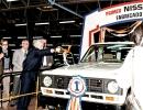 Primera unidad del Nissan Patrol 1983