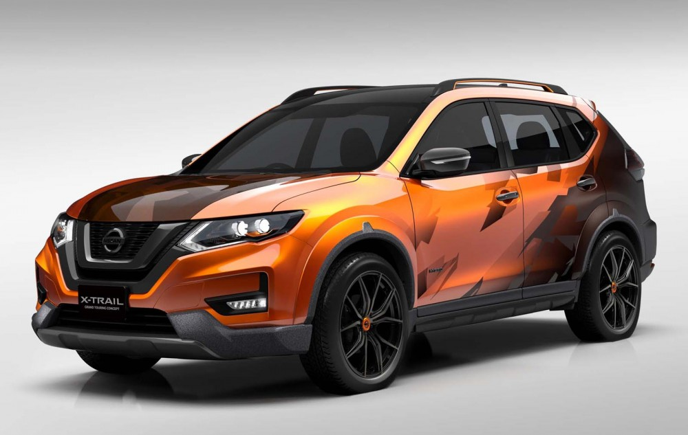 X-TRAIL Grand Touring Concept
