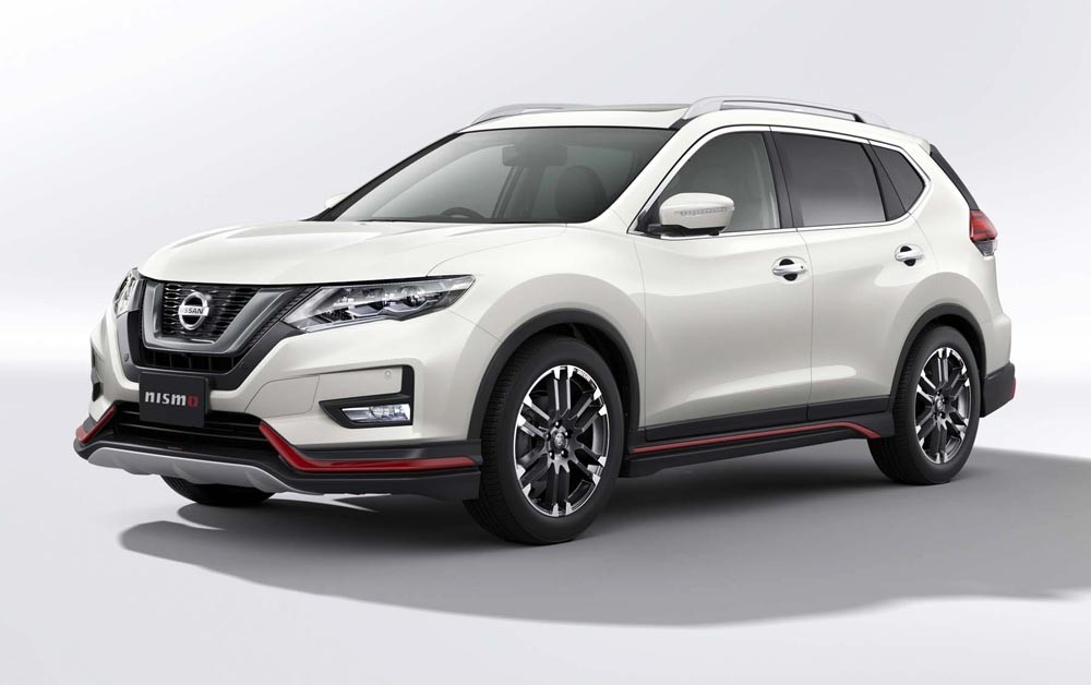 X-TRAIL(NISMO Performance Package