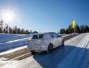 2019 Opel/Vauxhall Corsa winter tests