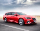 Opel Insignia GSi performance sport seat