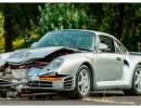 PORSCHE 959 CRASHED AUCTION (1)