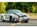 PORSCHE 959 CRASHED AUCTION (7)