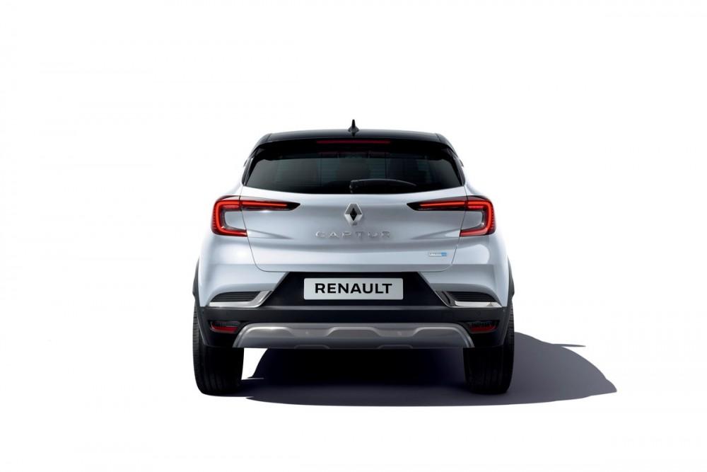 2020 - Nouveau Renault CAPTUR E-TECH Plug-in