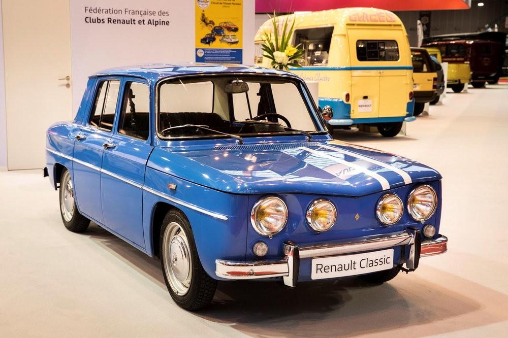 Rétromobile 2018 - Renault