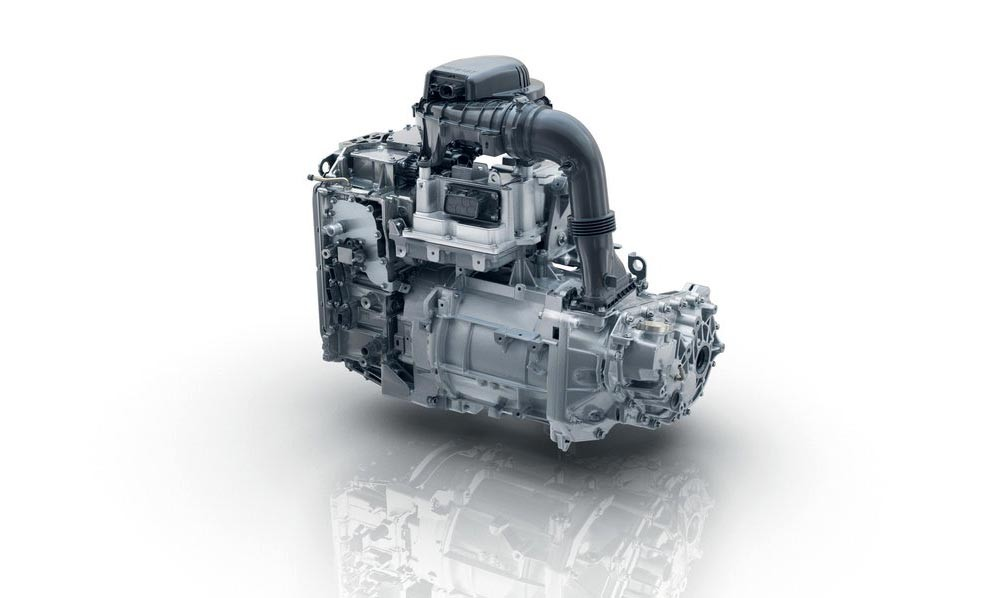 2018 - New R110 electric engine