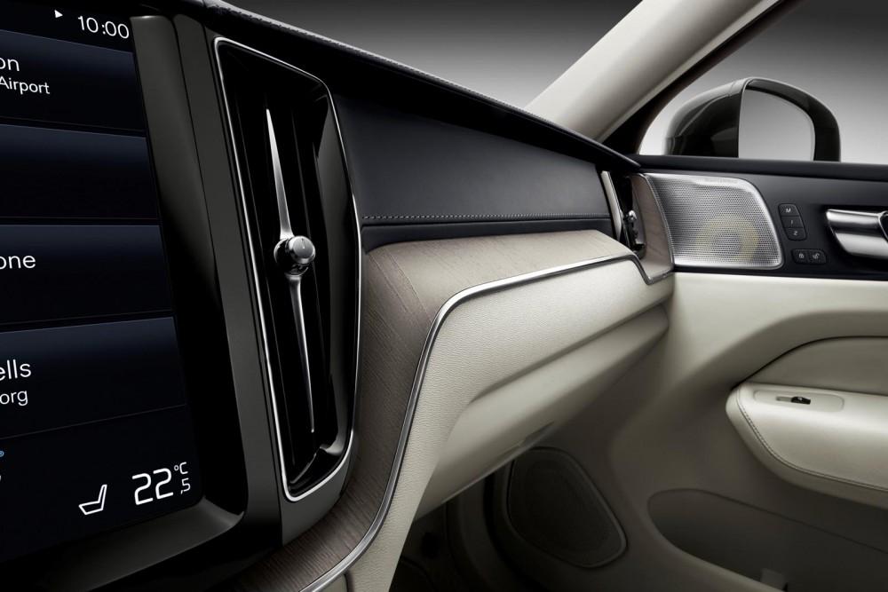 XC60漂流木饰板独特的线条和纹理制造出流动之美