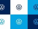 Volkswagen unveils new brand design and logo