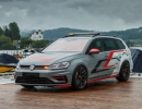 Double debut at the GTI gathering: Apprentices from Wolfsburg and Zwickau present self-developed Golf showcars Aurora and FighteR