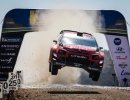 Sebastien Ogier (FRA) Julien Ingrassia (FRA) of team Citroen Total WRT is seen racing at El Brinco stage during the World Rally Championship Mexico in Leon, Mexico on March 9, 2019 // Jaanus Ree/Red Bull Content Pool // AP-1YP3QQ1CS1W11 // Usage for editorial use only // Please go to www.redbullcontentpool.com for further information. //