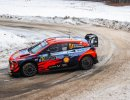 2021 FIA World Rally Championship Round 01, Rallye Monte-Carlo 21-24 January 2021  Thierry Neuville, Martijn Wydaeghe, Hyundai i20 Coupe WRC  Photographer: Dufour Fabien Worldwide copyright: Hyundai Motorsport GmbH