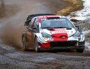 2021 FIA World Rally Championship / Round 01 / Monte Carlo Rally / 21-24 January, 2021 // Worldwide Copyright: Toyota Gazoo Racing WRT