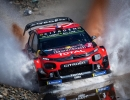 Sebastien Ogier (FRA) Julien Ingrassia (FRA) of team Citroen Total WRT is seen racing on day 4 during the World Rally Championship Turkey in Marmaris, Turkey on September 15, 2019 // Jaanus Ree/Red Bull Content Pool // AP-21JZZ3BAD2111 // Usage for editorial use only //