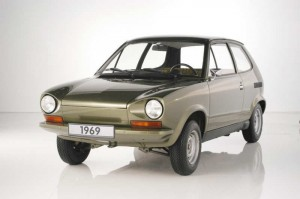 Volkswagen EA 266, Baujahr 1969