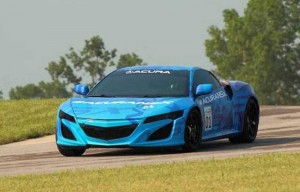Acura-NSX-prototype-driving-debut