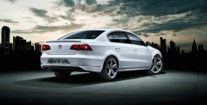 Volkswagen Passat mit R-Line-Designpaket