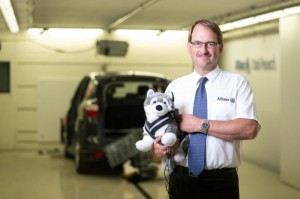 Allianz / Hunde Crash Test
