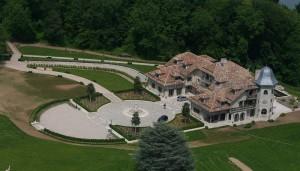 Michael Schumacher, House in Gland, Switzerland, May 2008