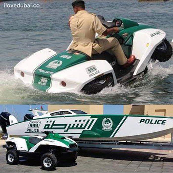 DUBAI-POLICE QUADSKI-2
