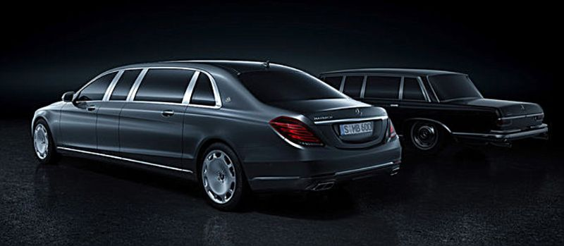 Mercedes-Maybach-Pullman