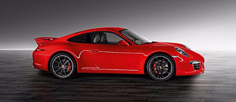 Porsche Exclusive: 911 Carrera mit Aerokit Cup