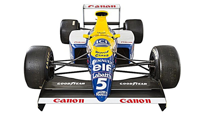 RENAULT WILIAMS F1 FOR SALE-2