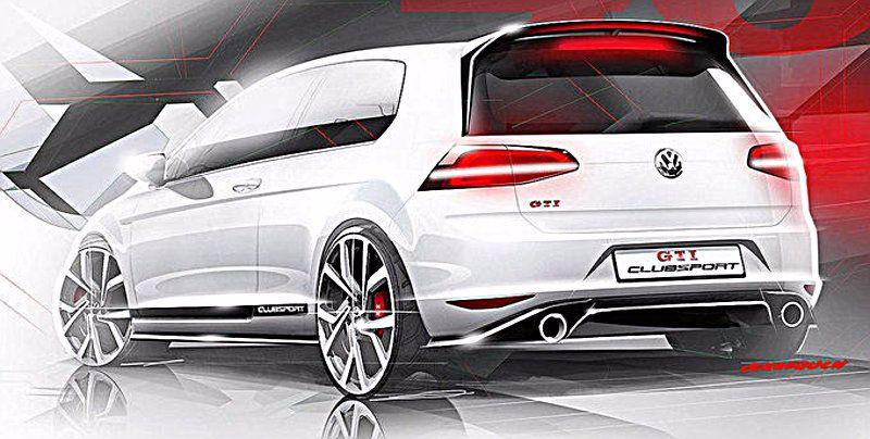 VW-Golf-GTI-Clubsport-sketch-2