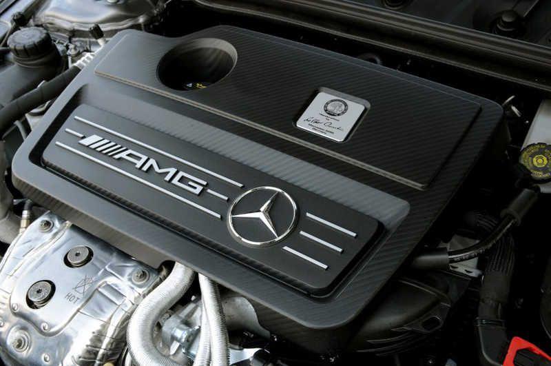 2013 / Mercedes A 45 AMG