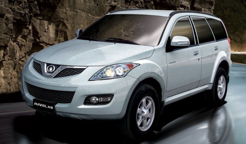 CHINESE-SUV-2-GREAT-WALL-H5