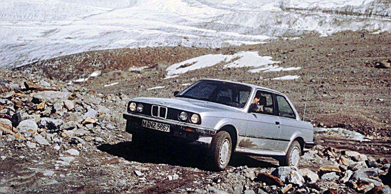BMW-325i-Allrad-E30-1