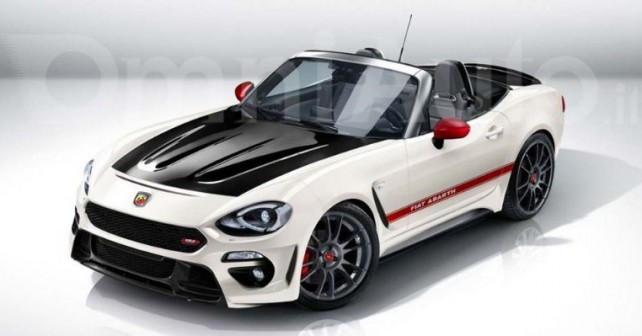 2017 Abarth 124 Spider render 1200