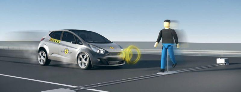EuroNCAP Pedestrian Detection-2