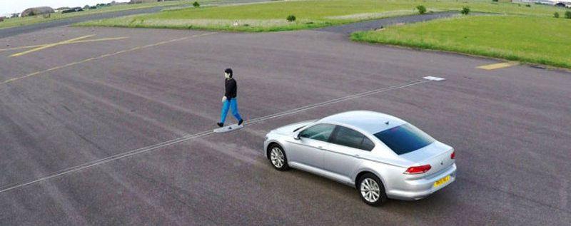 EuroNCAP Pedestrian Detection-3