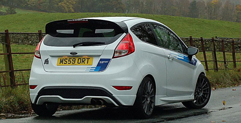 Ford Fiesta M-Sport Edition 215 PS-3
