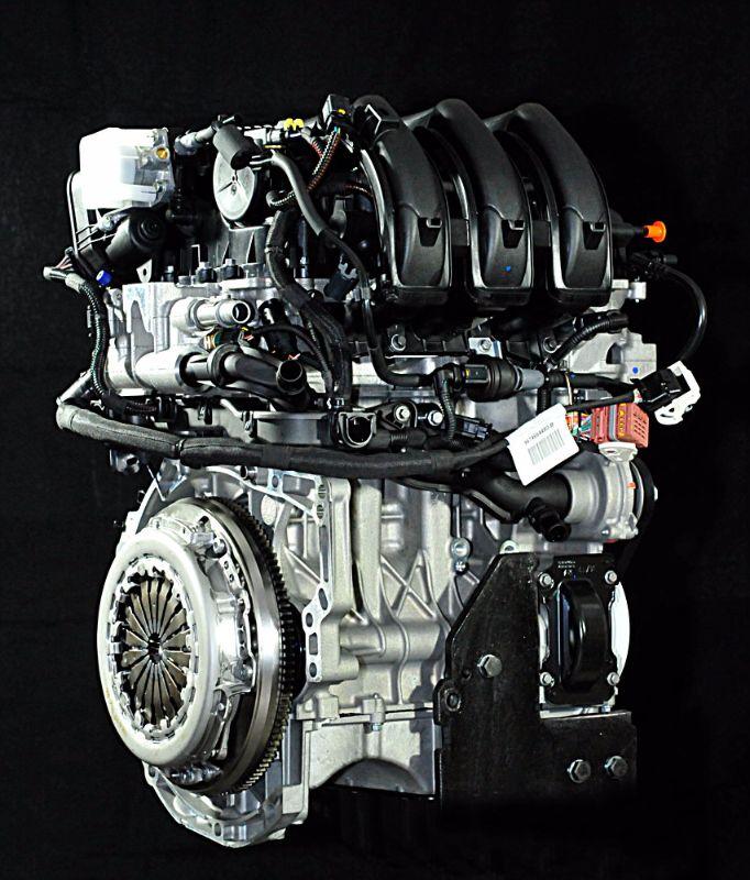 Citroen Engine PureTech