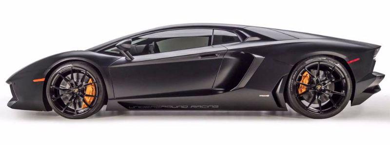 Twin-Turbo Lamborghini Aventador (2)