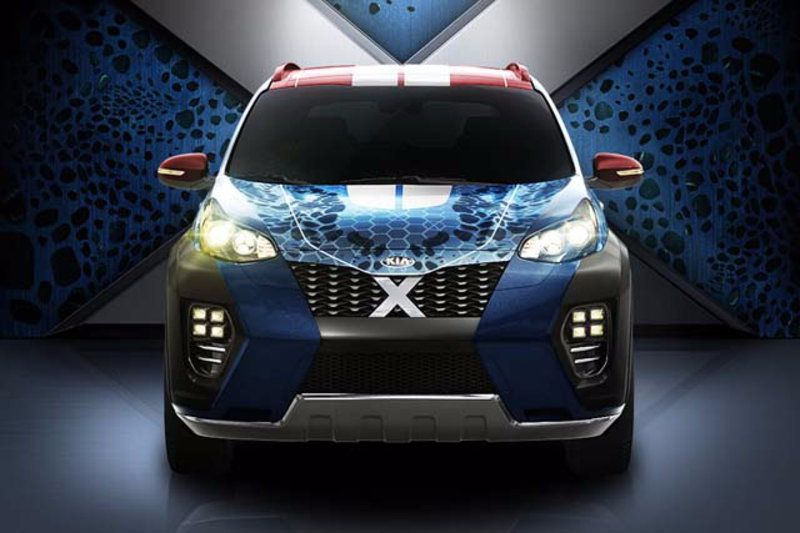 X-Men Apocalypse themed Kia Sportage (1)