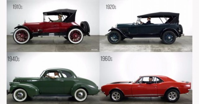 100-YEARS-OF-CAR-HISTORY