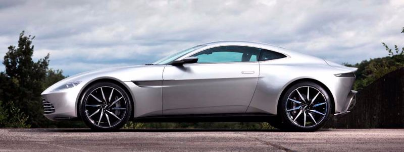 Aston Martin DB10 James Bond (12)