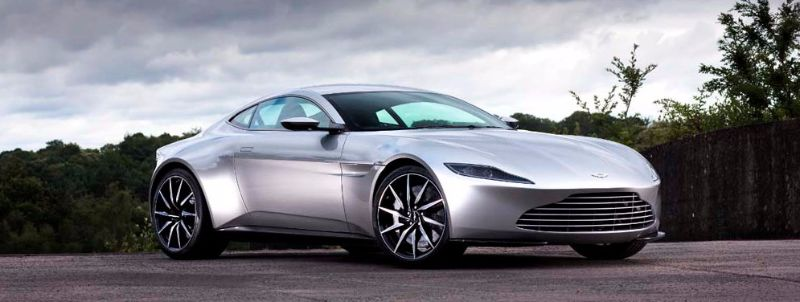 Aston Martin DB10 James Bond (2)