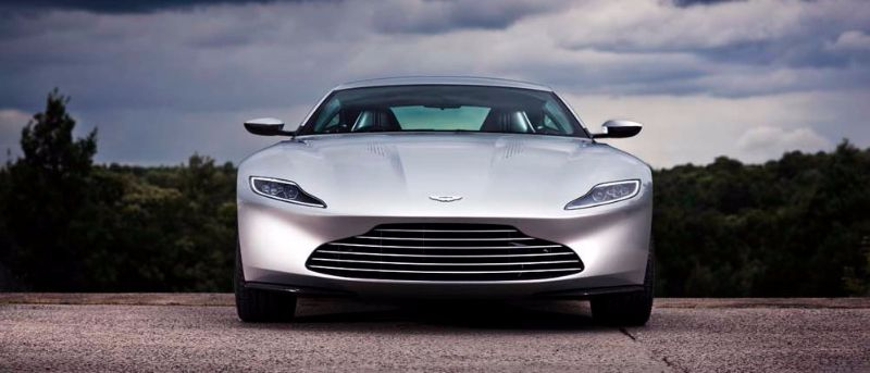 Aston Martin DB10 James Bond (3)