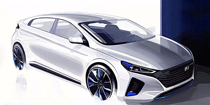Hyundai Ioniq Teaser (3)