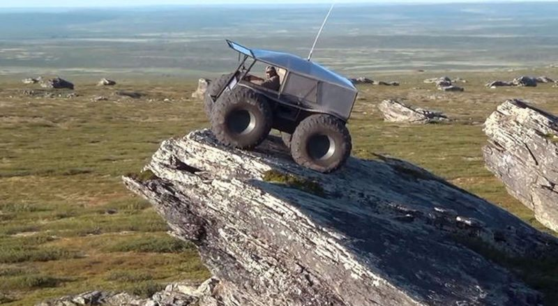 Sherp Atv Price >> The Russians have built the next big thing in ATV's